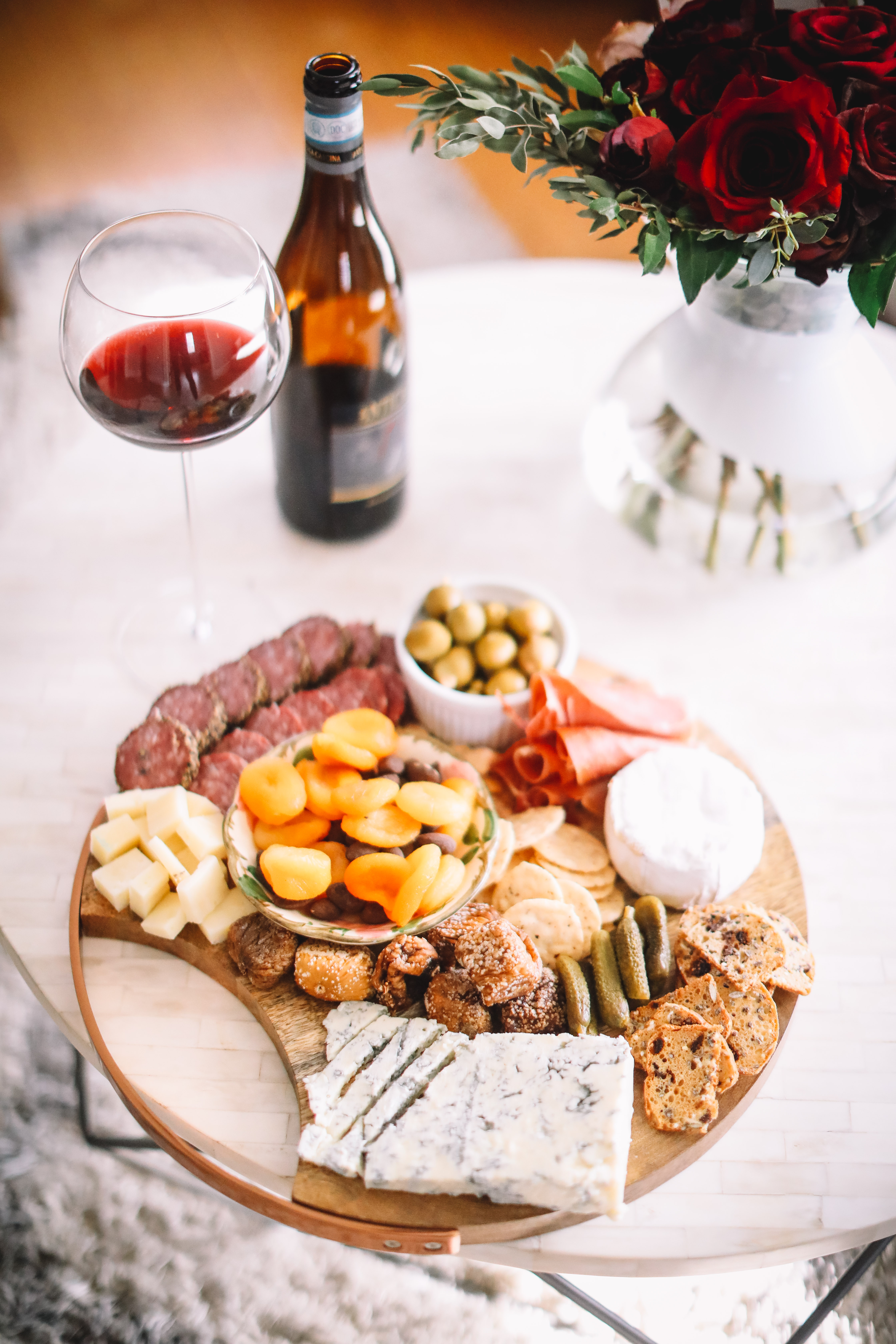 How To Build A Charcuterie Board Affordable Cheese A Foodie Stays Fit